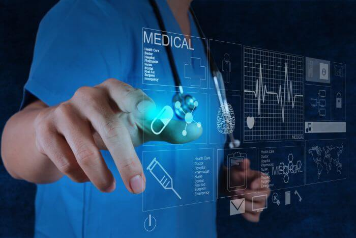 Digital solutions for healthcare